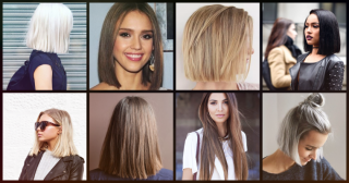 Hair & Beauty Company Blunt Cut Trend