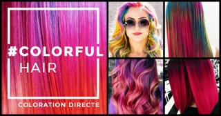 Colorful Hair Hair & Beauty Company